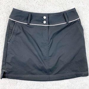 Adidas Black Clima Cool Skort for golf or tennis 2